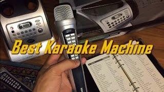 Best Karaoke Machine Sing Along  Fun Party Ideas: Birthdays, Weddings, Celebrations  HD Review.mp3