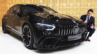 2020 BRABUS 800 Mercedes AMG GT63S | BRUTAL Full Review 4MATIC + Sound Exhaust Interior Exterior