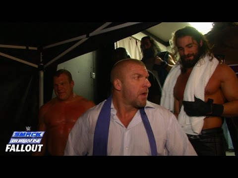 Team Authority's Painful Message - SmackDown Fallout - Nov. 21, 2014