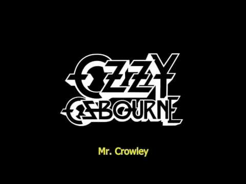 Mr Crowley  (with lyrics)