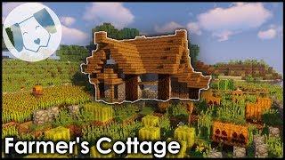 Minecraft: Survival Farmer s Cottage Tutorial! YouTube