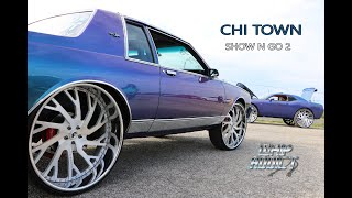 WhipAddict: Chi Town Show N Go 2, Part 1, Custom Cars, Big Rim Racing, LS Turbos & Superchargers