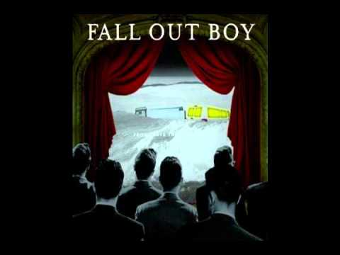 fall out boy -- Nobody puts baby in the corner  (acoustic)