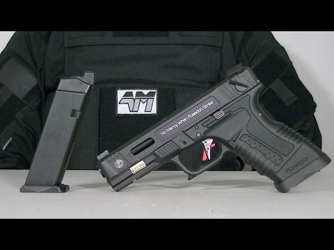 POSEIDON P18C / Unboxing / Upgraded G18c / Customized G18 / Airsoft Glock 18