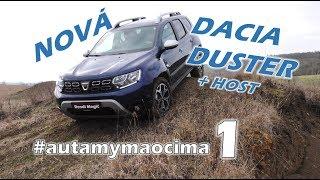 Nová DACIA DUSTER a BEZ KOMPRESE #Autamymaocima 01