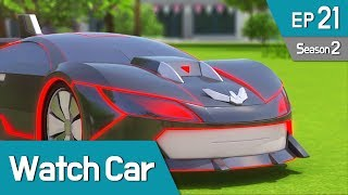 Power Battle Watch Car S2 EP21 Raid from the Dark