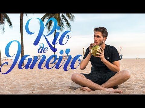 Keny - 3 Jours à RIO de JANEIRO (Vlog)