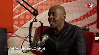 The Hot Breakfast : Dj Pinye; I looked for Leyla for 4 months