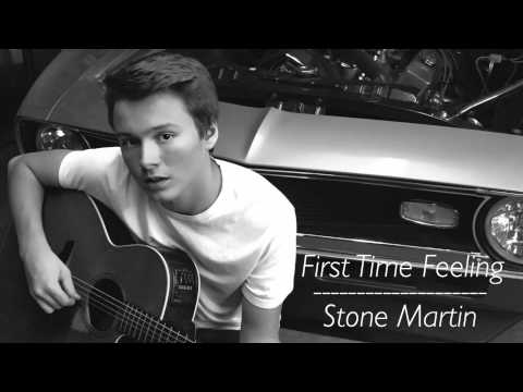First Time Feeling ~ Dan+Shay  (Cover By Stone Martin)