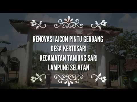 Dokumentasi Renovasi Gerbang Kertosari