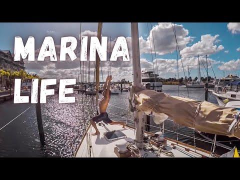 Live aboard Marina Ep.7