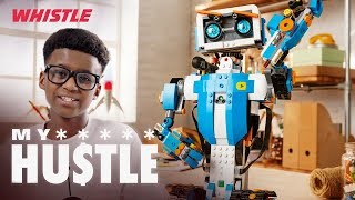 10-Year-Old ROBOTICS PRODIGY Is His Own Boss