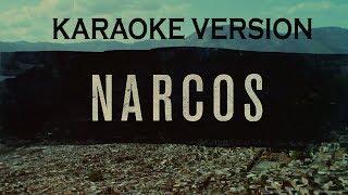 Rodrigo Amarante - Tuyo (Narcos Theme Song) Karaoke Version Video