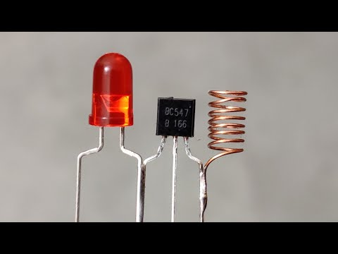 Top 4 Electronic Project with BC 547 Transistor