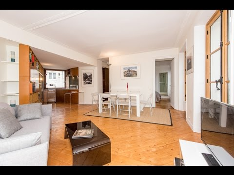 (Ref: 09012) 1-Bedroom furnished apartment for rent on rue Condorcet, Paris 9th