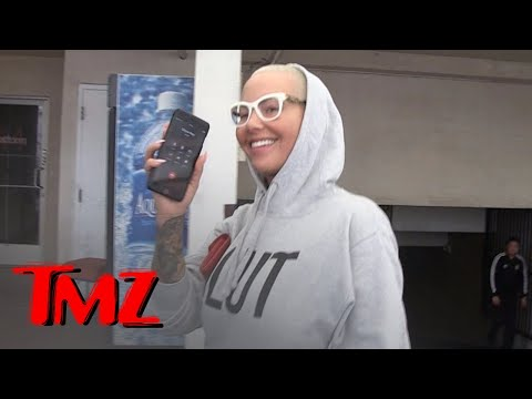 Amber Rose, I Have Lots and Lots of Sex | TMZ