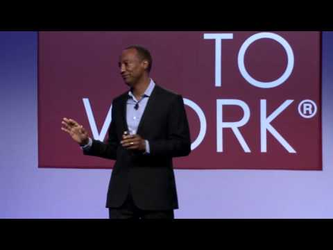 Great Place To Work Chief Innovation Officer, Tony Bond