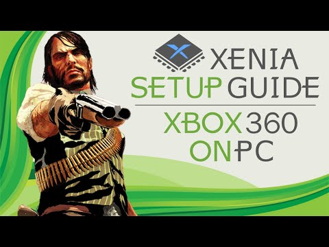 How To Install And Setup Xenia - Xbox 360 Emulator For PC