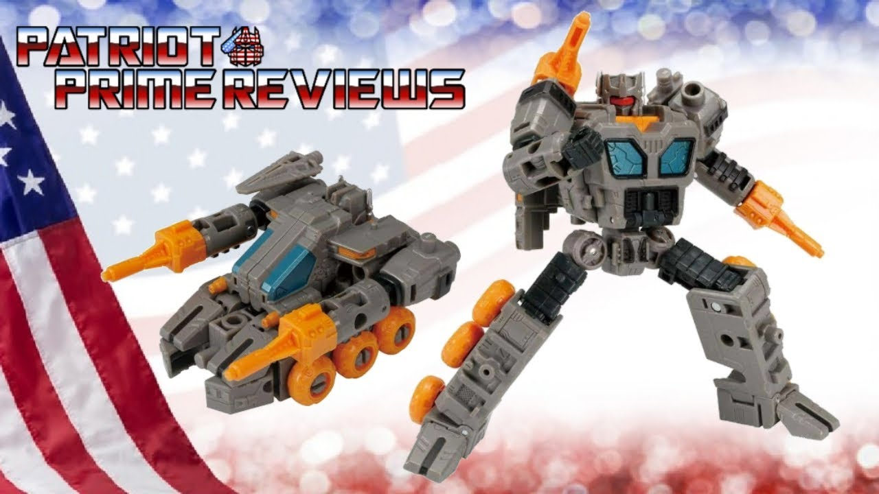 Patriot Prime Reviews Earthrise Fasttrack