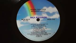 Oliver Cheatham - Get Down Saturday Night (Vinyl 1983)