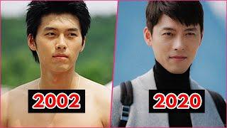 Hyun Bin Evolution 2002 - 2020