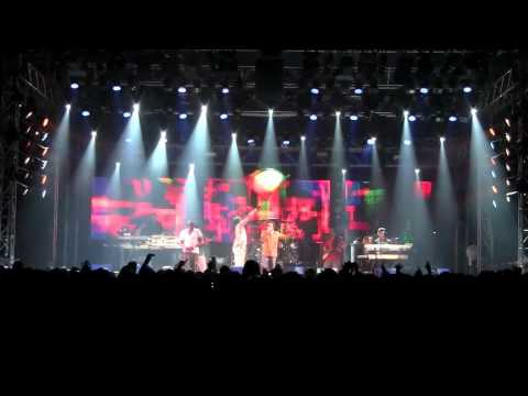 Damian Marley & Nas - Count Your Blessings [Live in Munich, Germany 7/14/2010]