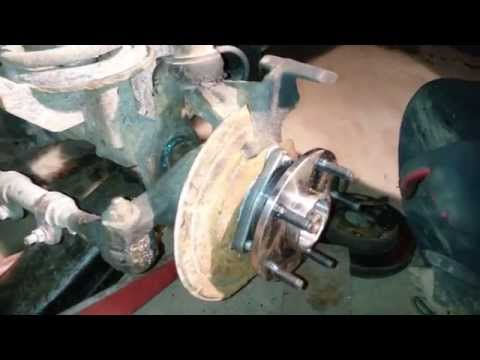 1998 Dodge RAM 1500 - Bearing & U-Joint Replacement