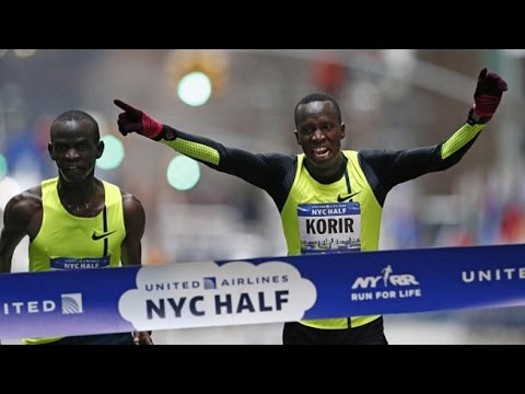 2017 UNITED AIRLINES NEW YORK CITY HALF MARATHON