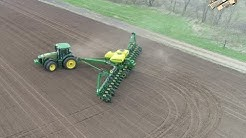 First Day of Planting Corn 2019 at Lape Farms