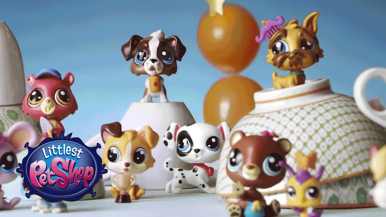 It's just a photo of Dynamic Littlest Pet Shop Images