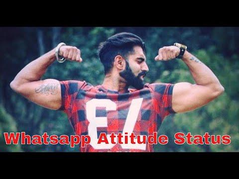 Attitude Whatsapp Status || Parmish Verma attitude whatsapp status || 30 sec attitude status