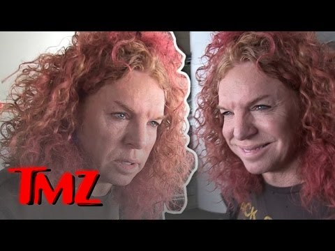 Carrot Top Thinks Red Heads Are Going Extinct | TMZ