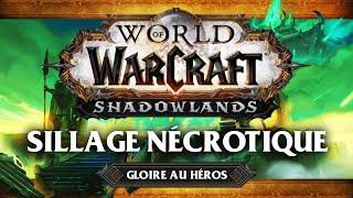 WoW Shadowlands #31 : Gloire Au Héros / Sillage Nécrotique (ft. Flora, Lapi, Oono Et Hippo)