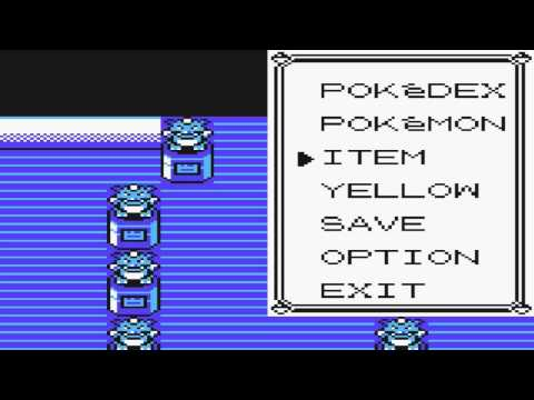 Misc Computer Games - Pokemon - Red Surf Theme