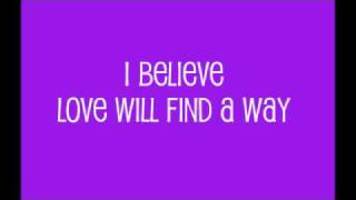 I Believe- Blessed Union Of Souls (Lyrics)