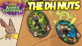 Beating the DH Nuts | Firebat Hearthstone