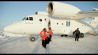 Конюхов - Симонов Экспедиция на Северный Полюс. Konyukhov - Simonov, North Pole Expedition