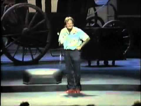 Robin Williams Live at the Mets Part 1