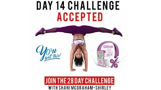 "Day 14: Serge 28 Day ""You Got This Challenge"" with Shani McGraham-Shirley"
