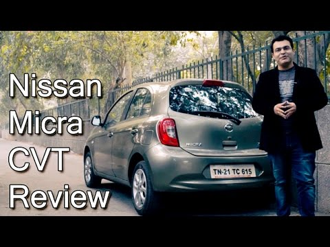 Nissan Micra Petrol CVT Automatic Review After Long Term Use
