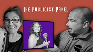 Spilling Ink presents the Publicist Panel, Marketing your book with Creative Edge