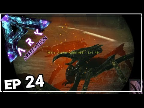 ★ Boomer ate them. It's true. - ARK Survival Evolved Aberration single player gameplay ep 24