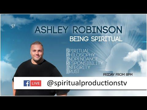 Spiritual Philosophy with Ashley Robinson