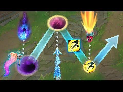 PERFECT SPLIT-SECOND REFLEXES - Best Reactions Montage - League of Legends  
