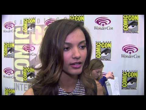 """Jessica Lucas Interview - """"Evil Dead"""" (2013)"""