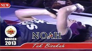 "LIHATT !!! KESERUAN ARIEL ""NOAH"" Bawain Lagu TAK BISAKAH  (LIVE KONSER BEKASI 20 JANUARI 2013)"