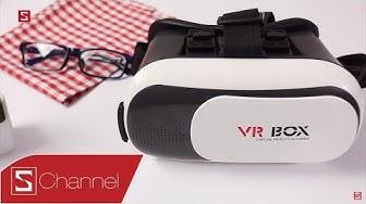 Schannel - Mở hộp VR Box 2: Thời buổi 250k cũng đã có thể trải nghiệm kính thực tế ảo