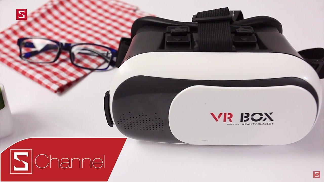 Schannel – Mở hộp VR Box 2: Thời buổi 250k cũng đã có thể trải nghiệm kính thực tế ảo