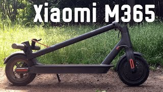 видео Электросамокат Xiaomi Mijia Electric Scooter m365 White