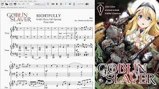 Goblin Slayer Full OP ~ Violin Cover